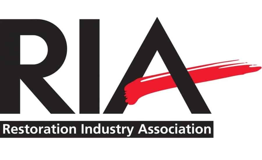 Restoration Industry Association Logo