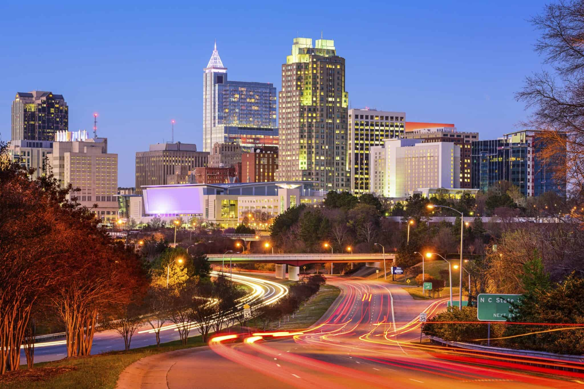 Disaster Recovery in Raleigh, NC