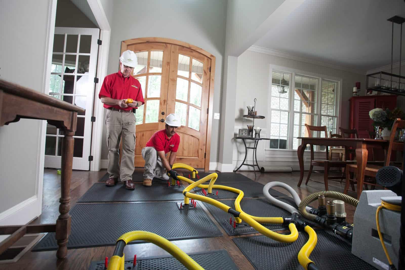 Disaster restoration companies in Greensboro
